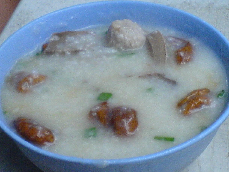 Hong Kong Style Porridge - Simple Life 简单的生活