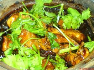 Claypot Chicken